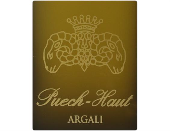 CHATEAU PUECH HAUT PUECH-HAUT ARGALI PAYS D'OC BLANC 2019