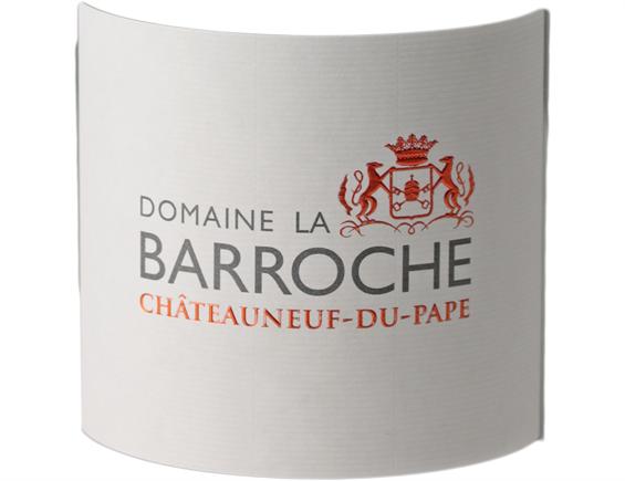 CHÂTEAUNEUF-DU-PAPE SIGNATURE ROUGE 2013 - DOMAINE LA BARROCHE
