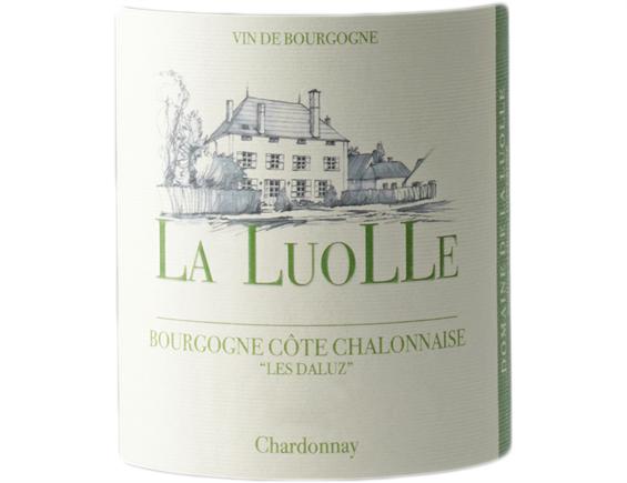 DOMAINE DE LA LUOLLE LES DALUZ BOURGOGNE COTE CHALONNAISE BLANC 2019