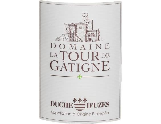 DOMAINE DE LA TOUR DE GATIGNE DUCHE D'UZES BLANC 2020