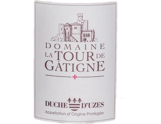 DOMAINE DE LA TOUR DE GATIGNE DUCHE D'UZES ROSE 2020