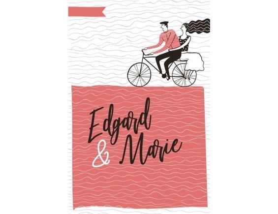 EDGARD & MARIE PAYS D'OC ROSÉ 2019