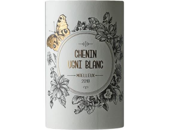LES FRERES MOINE VIN DE FRANCE CHENIN-UGNI MOELLEUX BLANC 2018