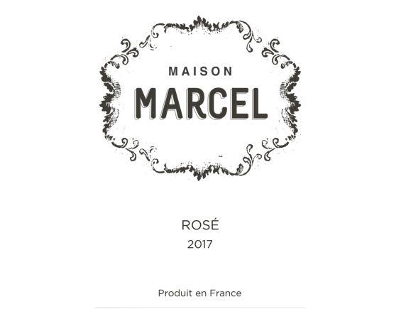 MAISON MARCEL IGP MÉDITERRANÉE ROSÉ 2017
