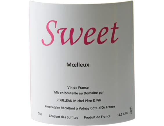 MAISON MICHEL POULLEAU PERE & FILS VIN DE FRANCE BOURGOGNE SWEET MOELLEUX BLANC