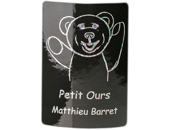 MATTHIEU BARRET PETIT OURS COTES DU RHONE ROUGE 2019