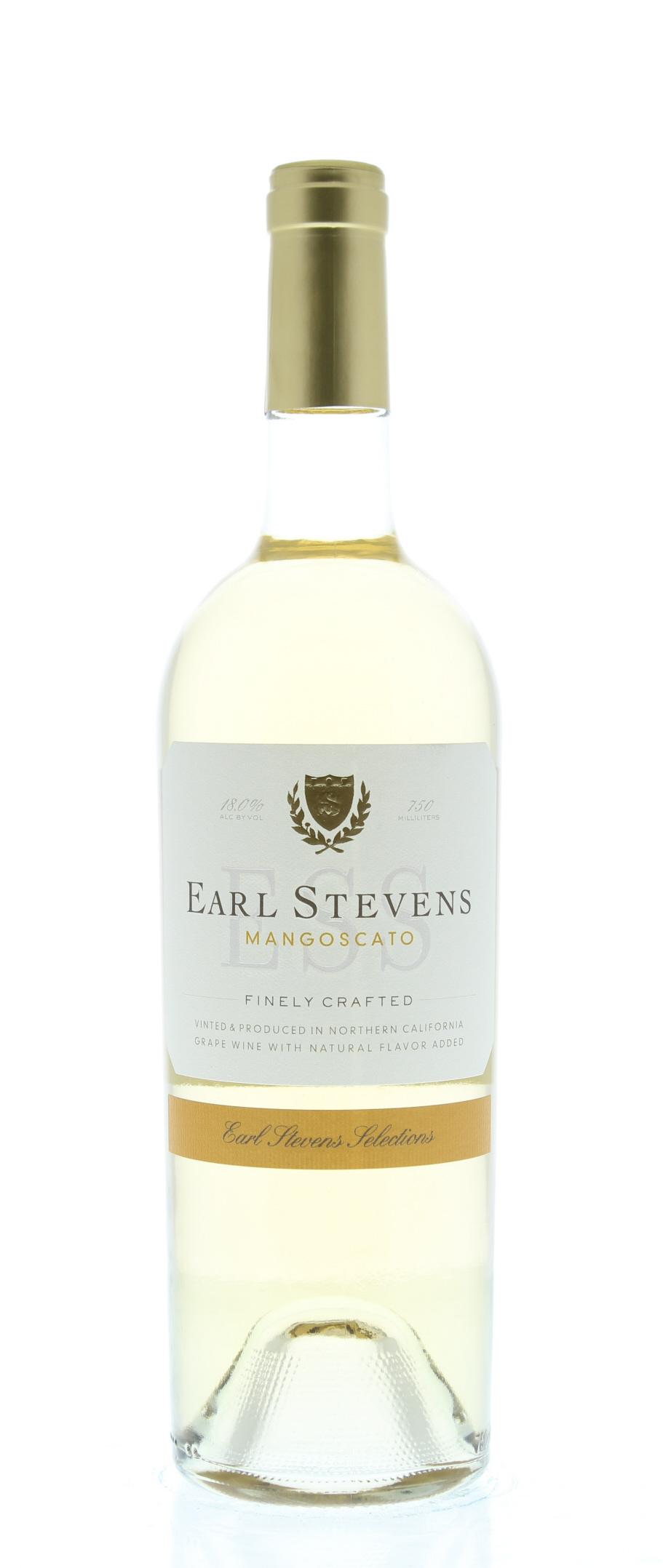 Earl Stevens Mangoscato Wine Com