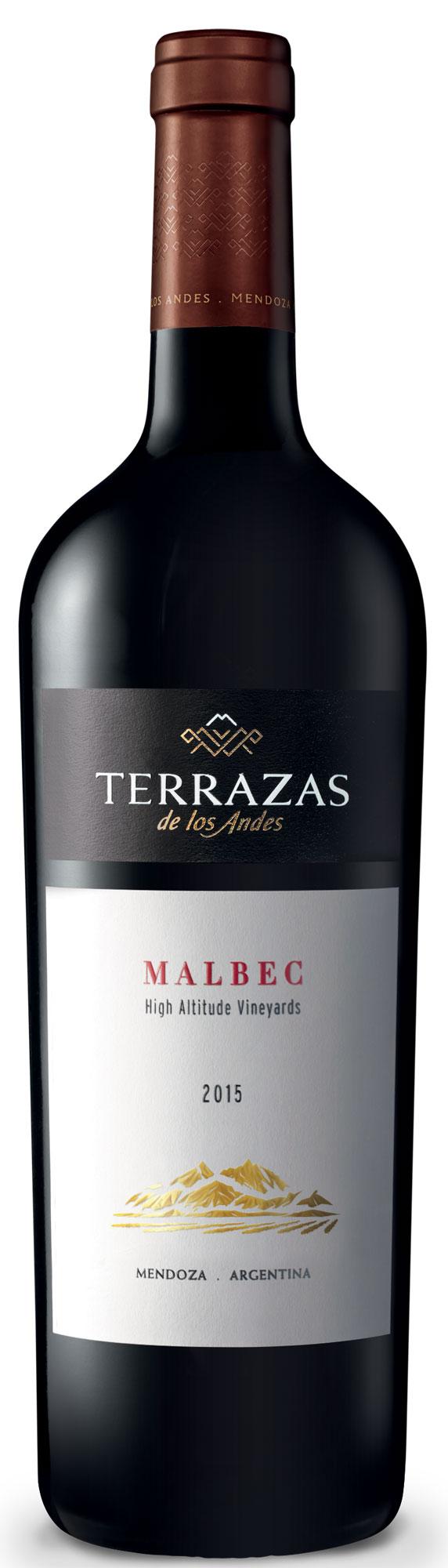 Terrazas De Los Andes Reserva Malbec 2015