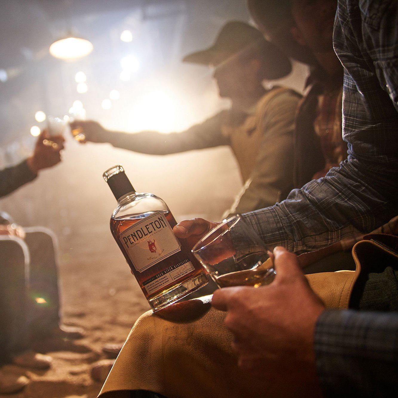 Pendleton Directors' Reserve Canadian Whisky | Wine.com