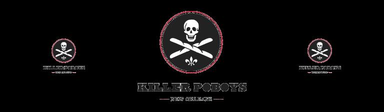 Killer Poboys logo