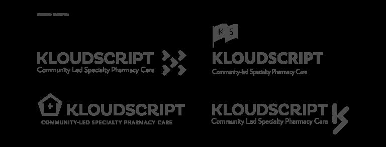 KloudScript rejected logo options