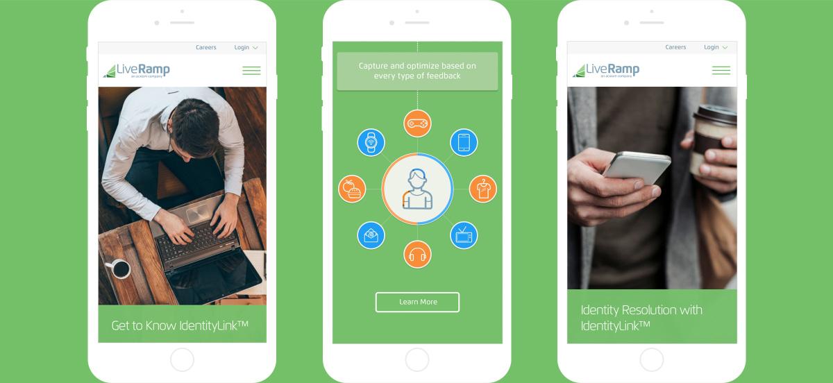 LiveRamp responsive design