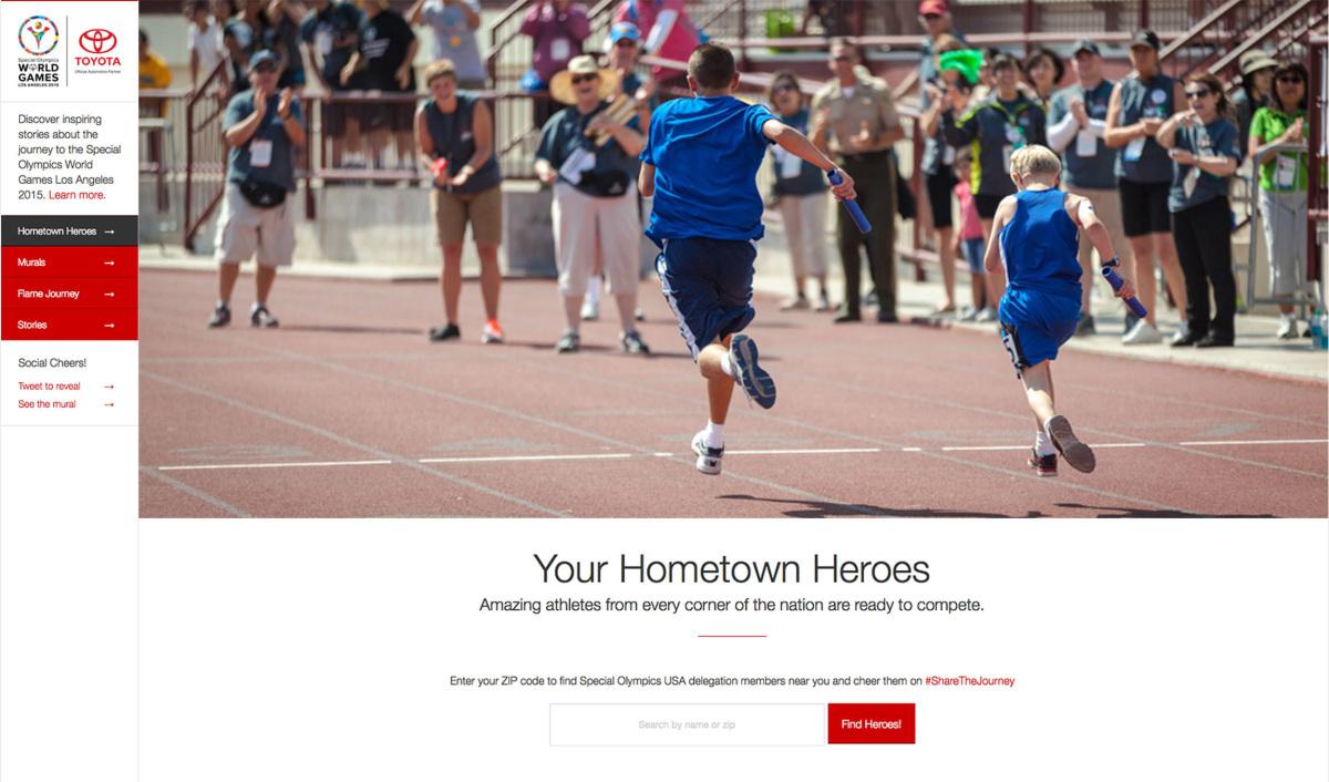 Toyota Hometown Heroes