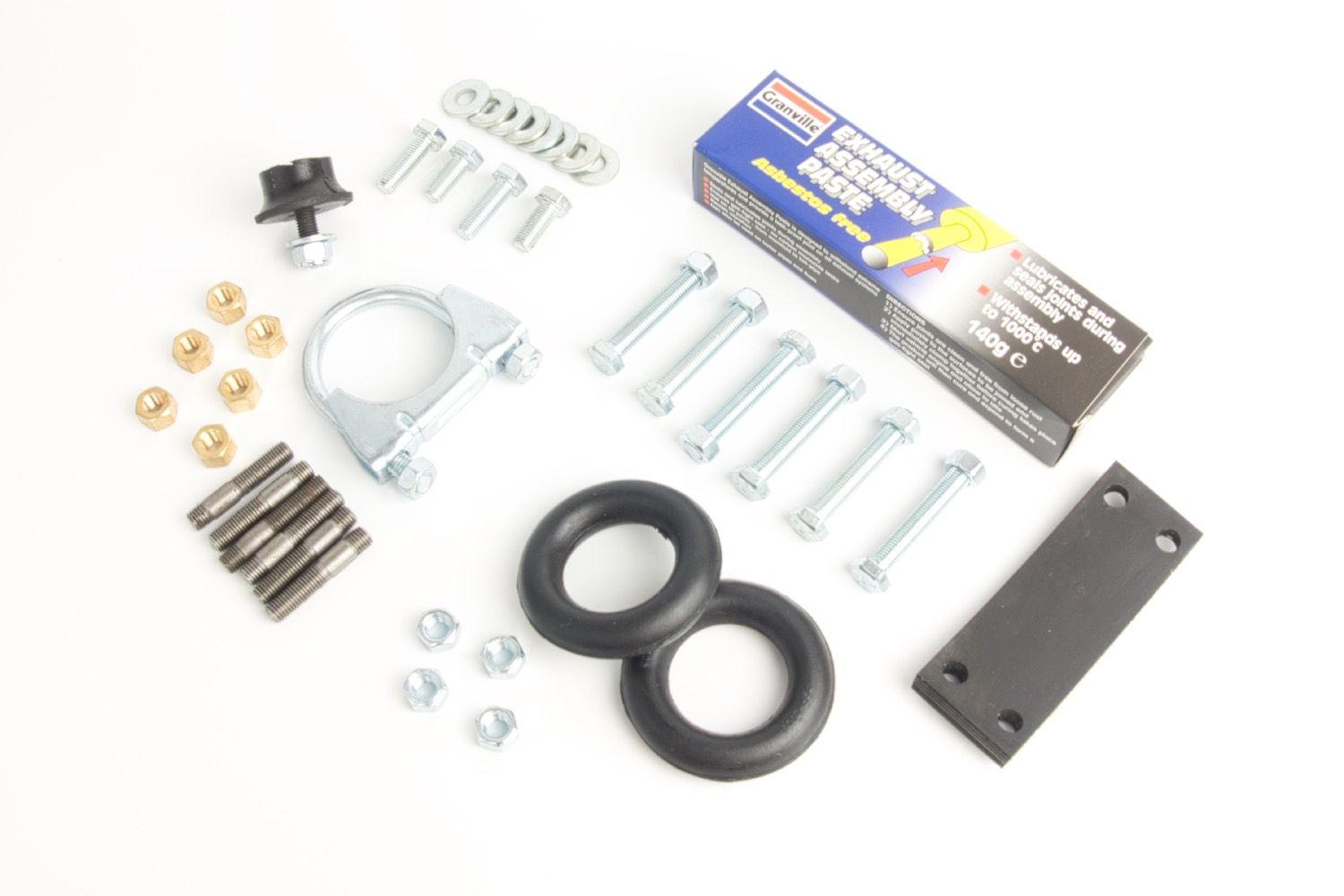 Image - Exhaust Fitting Kit (early, automatic)