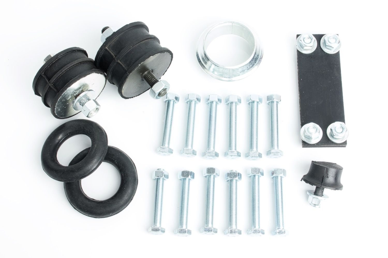 Image - Exhaust Fitting Kit - TC Models (Twin Carbs)