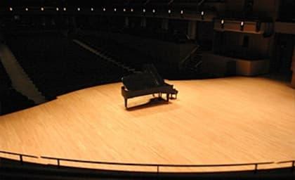 Choir Loft Center Right