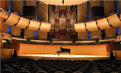 Orchestra Center Rear
