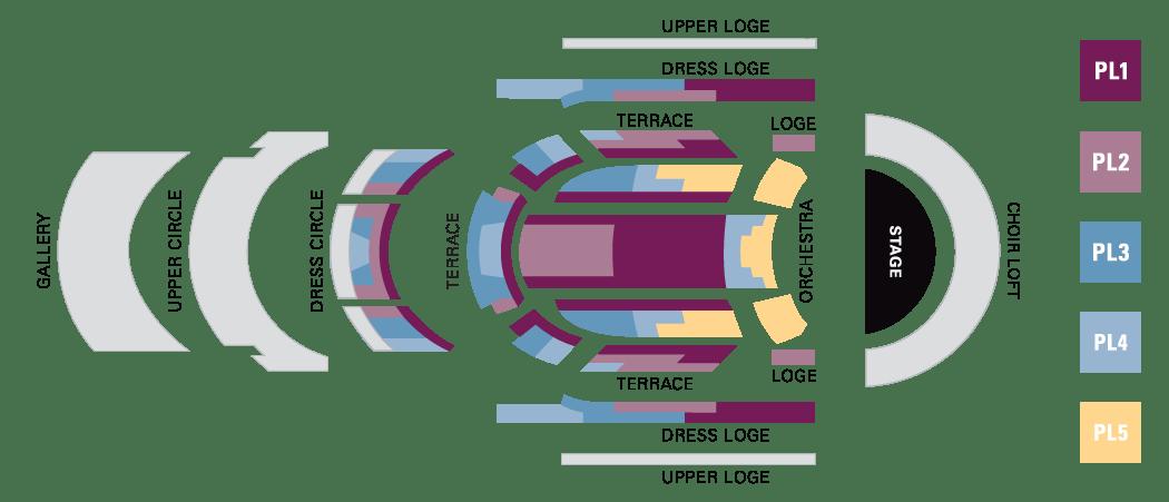 Lighter Classics Map