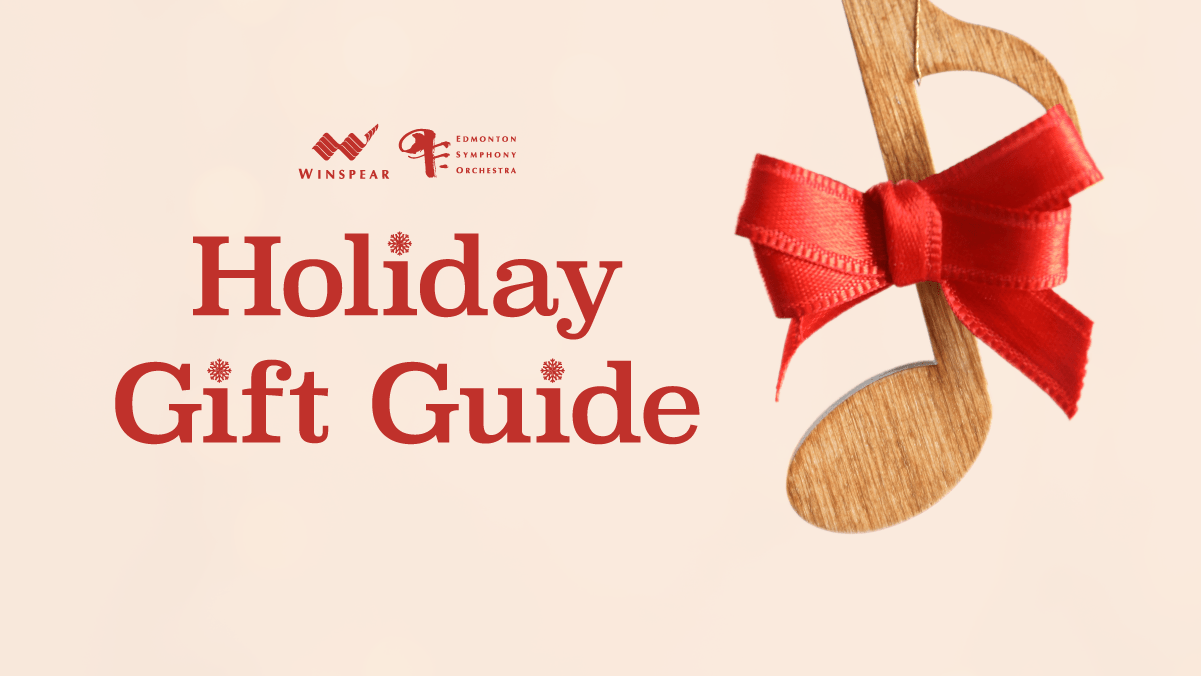 Winspear Holiday Gift Guide