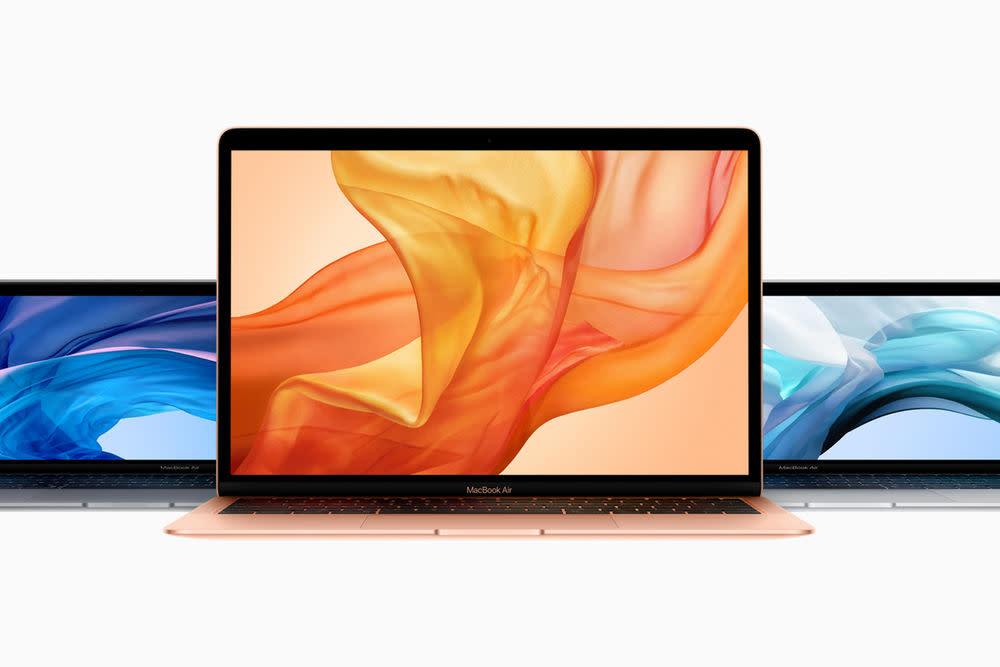 Das MacBook Air 2018 bekommt ein Retina-Display.