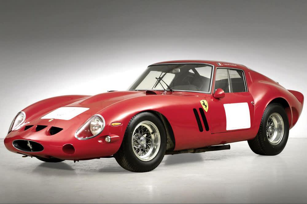 Das teuerste Auto der Welt, Platz 1, Ferrari 250 GTO Berlinetta 1962