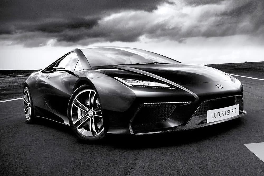 Im Frühjahr 2013 ist es soweit: Der Lotus Esprit feiert seine Auferstehung. Mit 620 PS und 3,4 Sekunden von 0 bis 100 erreicht er eine Höchstgeschwindigkeit von 330 km/h