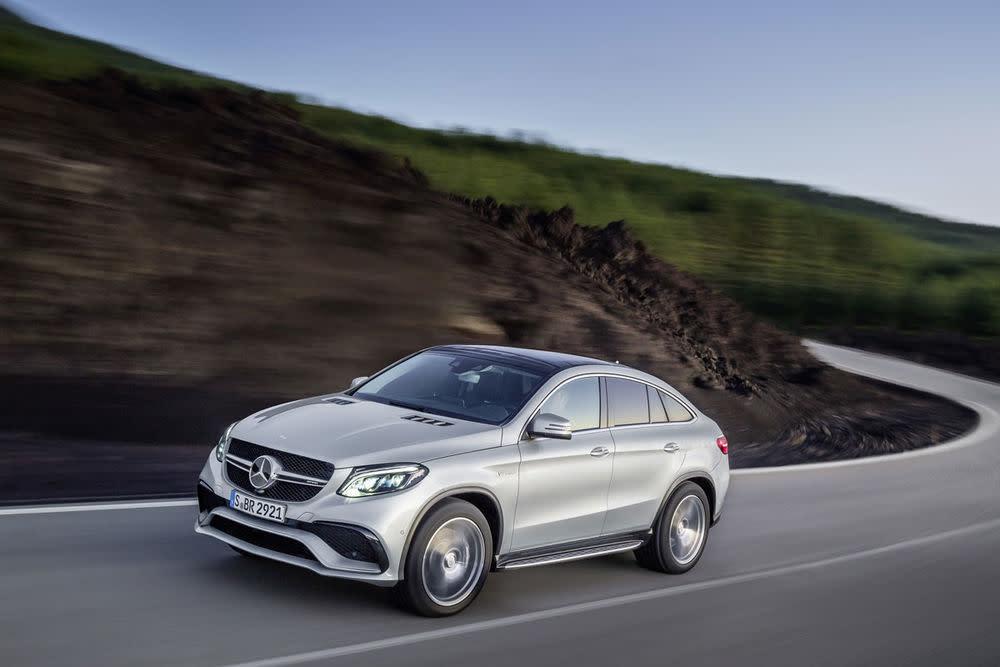 Mercedes-AMG GLE 63 Coupé