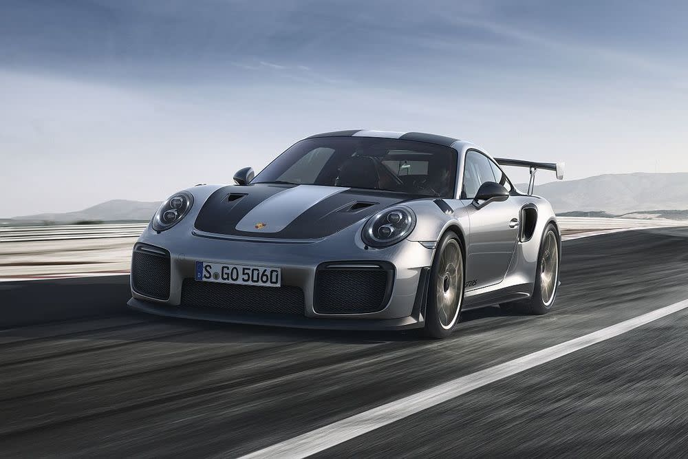 Auf dem Goodwood Festival of Speed (30. Juni bis 2. Juli) feierte der neue Porsche seine Weltpremiere.