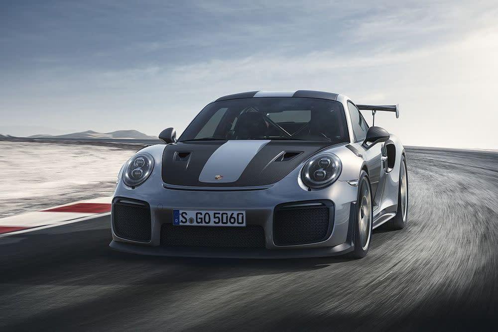 700 PS machen den Porsche 911 GT2 RS zum schnellsten Elfer aller Zeiten.