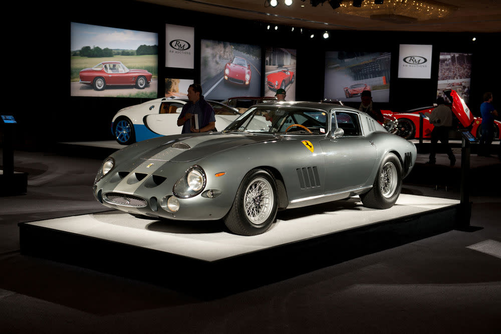 Die teuersten Autos der Welt, Ferrari 275 GTB/C Speciale 1964 – 22,4 Millionen Euro