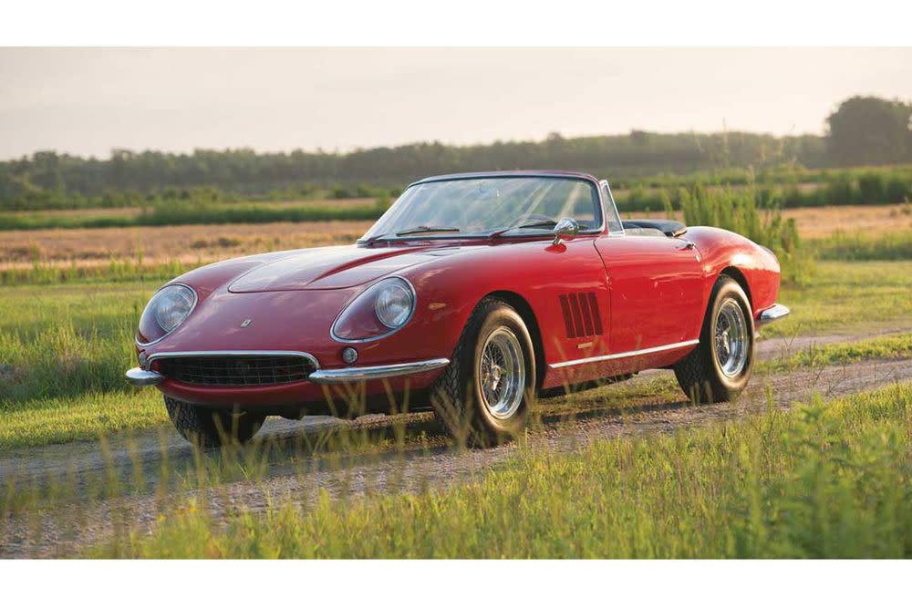 Die teuersten Autos der Welt, Ferrari 275 GTB / 4 N.A.R.T. Spider 1967 – 23,3 Millionen Euro