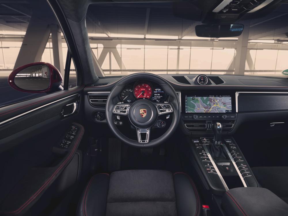 Porsche Macan GTS: Neues Update-Modell komplettiert das Macan-Line-up