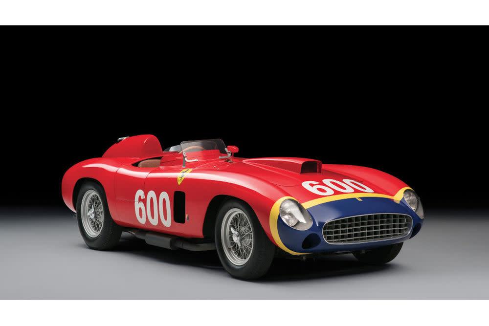 Die teuersten Autos der Welt, Ferrari 290 MM 1956 – 23,76 Millionen Euro