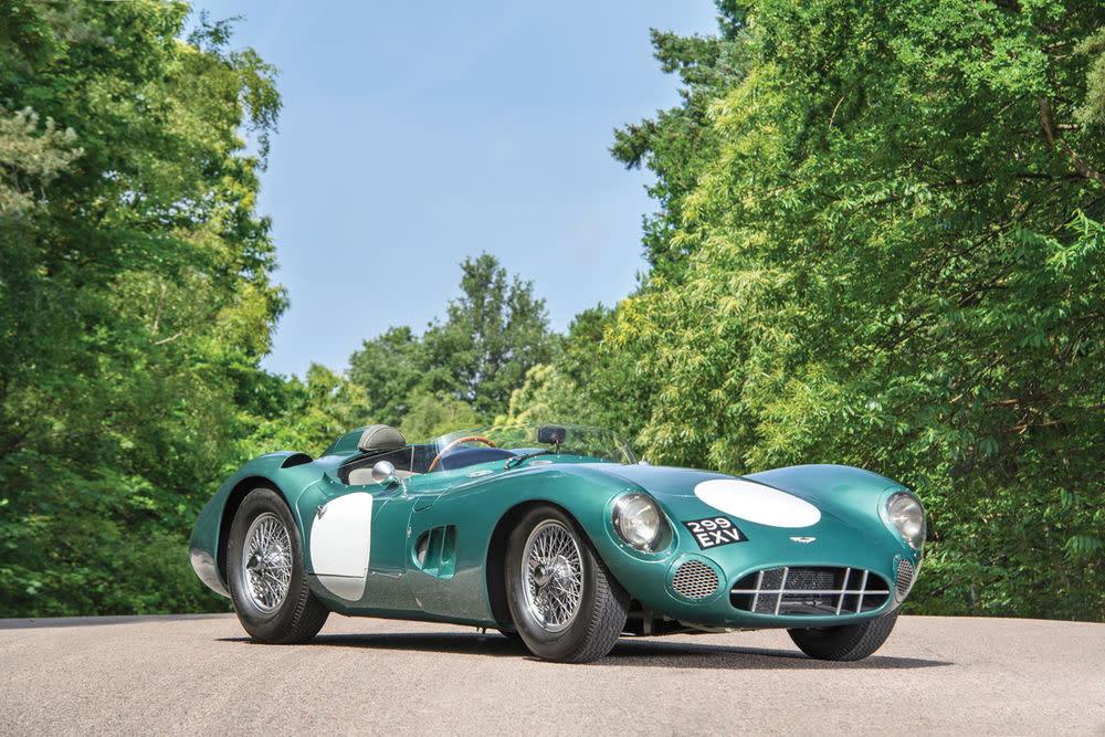 Die teuersten Autos der Welt, Aston Martin DBR1 1956 – 19,3 Millionen Euro