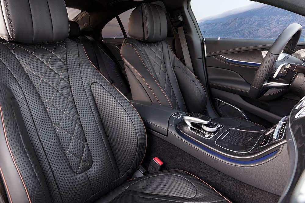 Autoshow Los Angeles-Mercedes Benz CLS