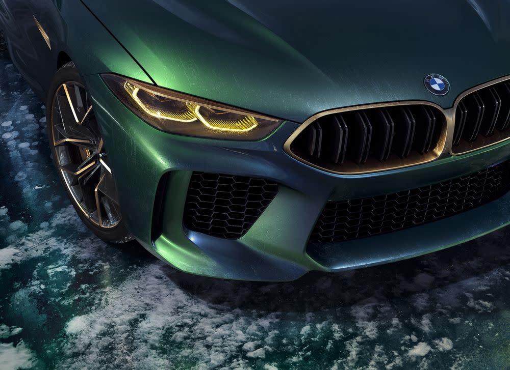 Weltpremiere in Genf: BMW zeigt mit dem M8 Gran Coupé den neuen Goldstandard aus München.
