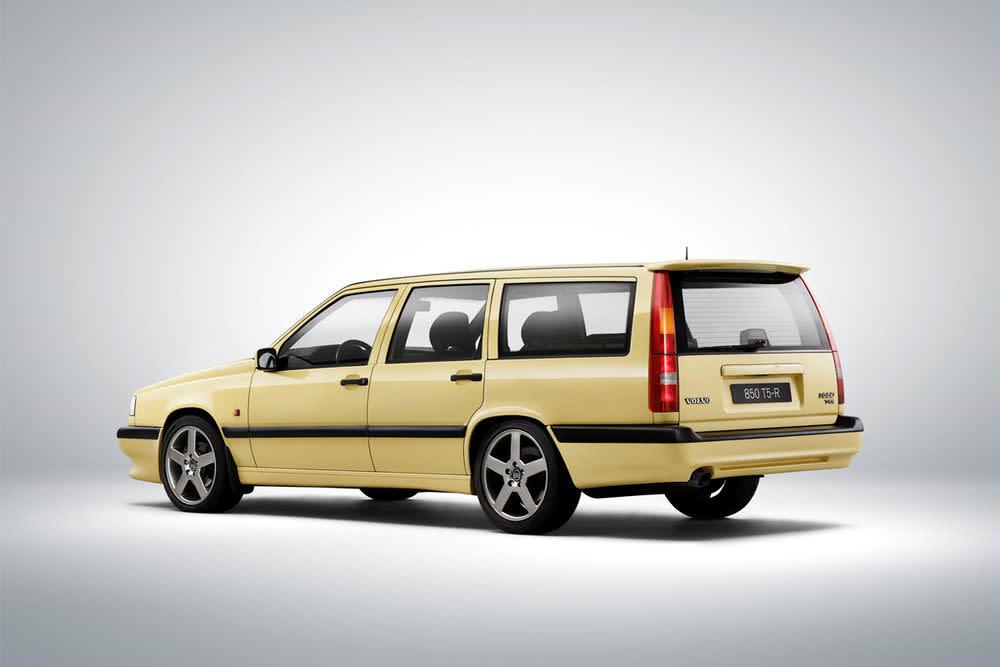 Volvo 850T5-R (1995 – 1996)