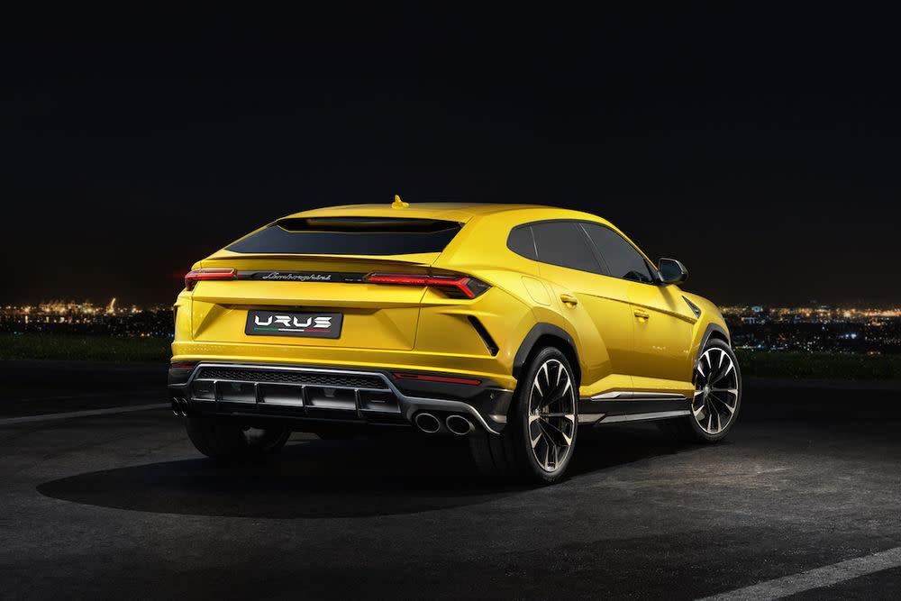 Vor fünf Jahren wurde in Peking erstmals die Lamborghini-Studie Urus vorgestellt – der Name ein Synonym für den Auerochsen.