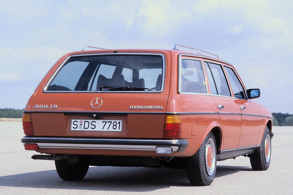 Mercedes Benz 300 TD TURBO (1980 – 1986)