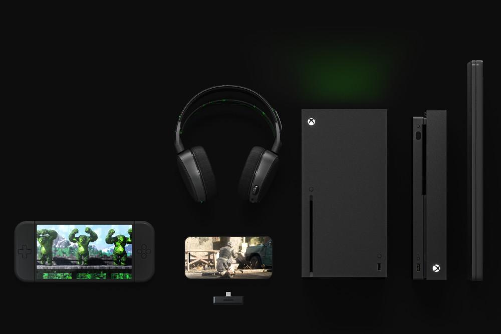 Das Arcits 7X Gaming-Headset ist mit allen USB-C-fähigen Geräten kompatibel.