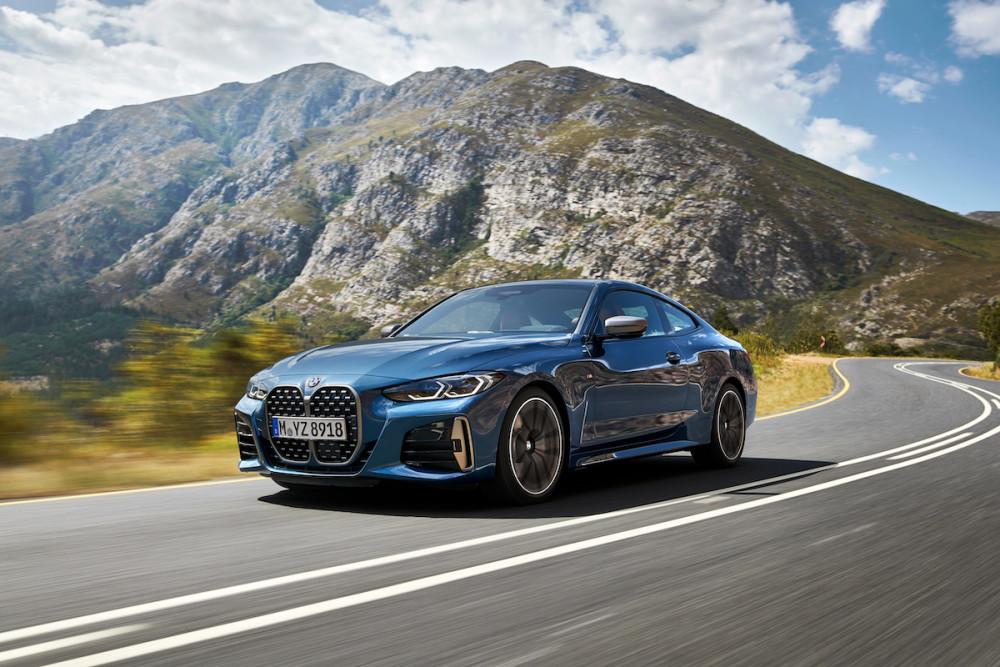 BMW 4er Coupé