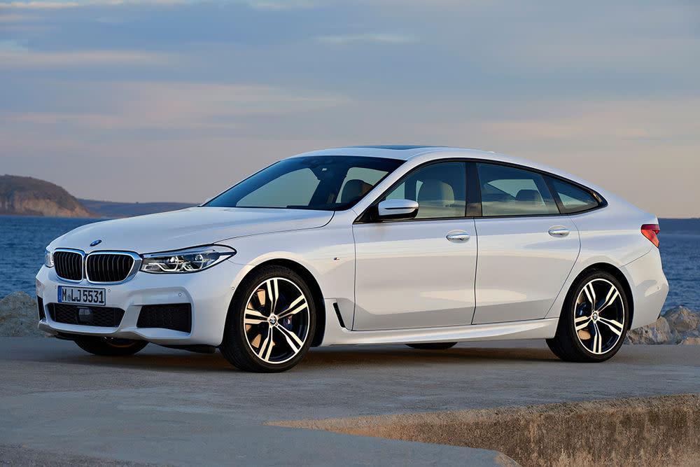 Das Modell ist der legitime Nachfolger des BMW 5er GT.