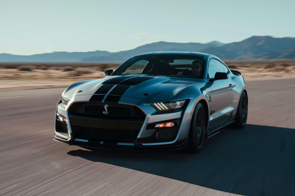 Ford Mustang, GT500