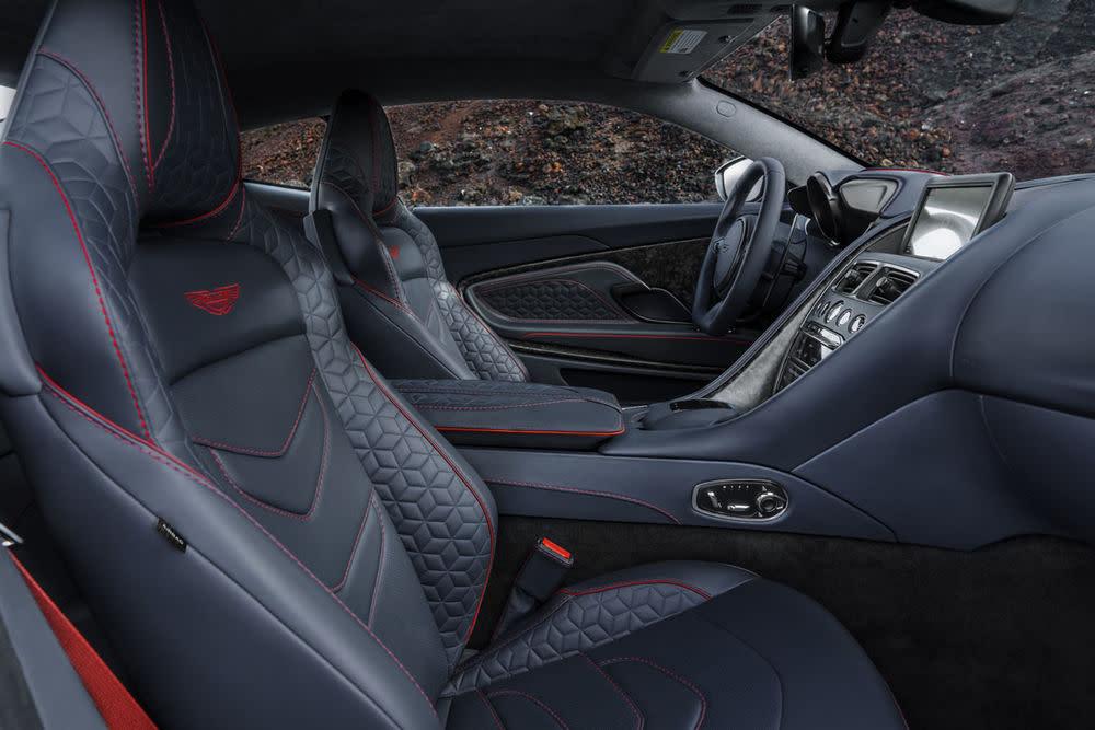 Aston Martin Dbs Superleggera Superleichtes Kraftpaket Auto Und Technik Gq