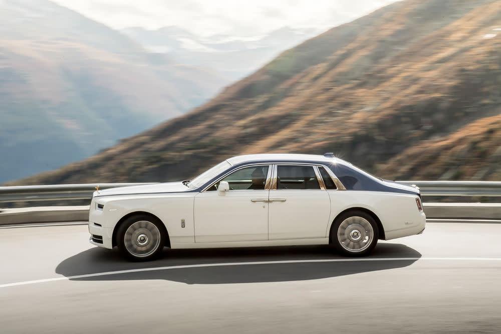 Rolls Royce Phantom 8