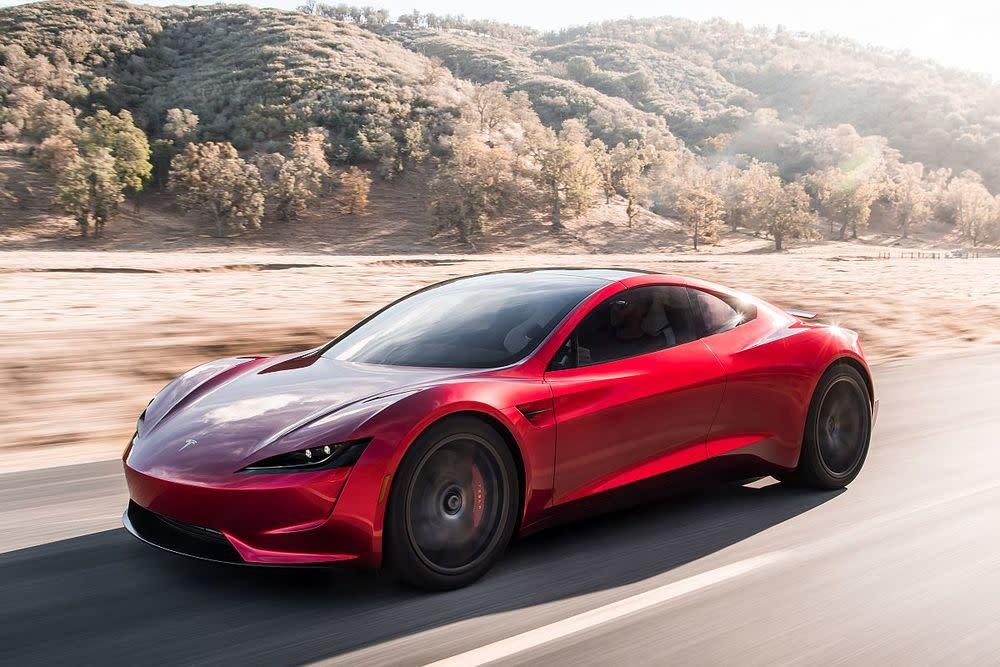 Laut Elon Musk soll der neue Tesla Roadster 2020 auf den Markt kommen.