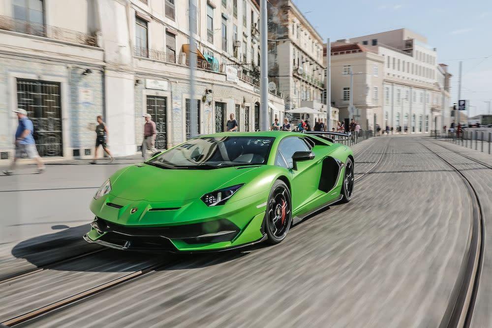 Lamborghini Aventador SJV, Sportwagen, Italien, Supersportwagen, Die besten Sportwagen aus Italien