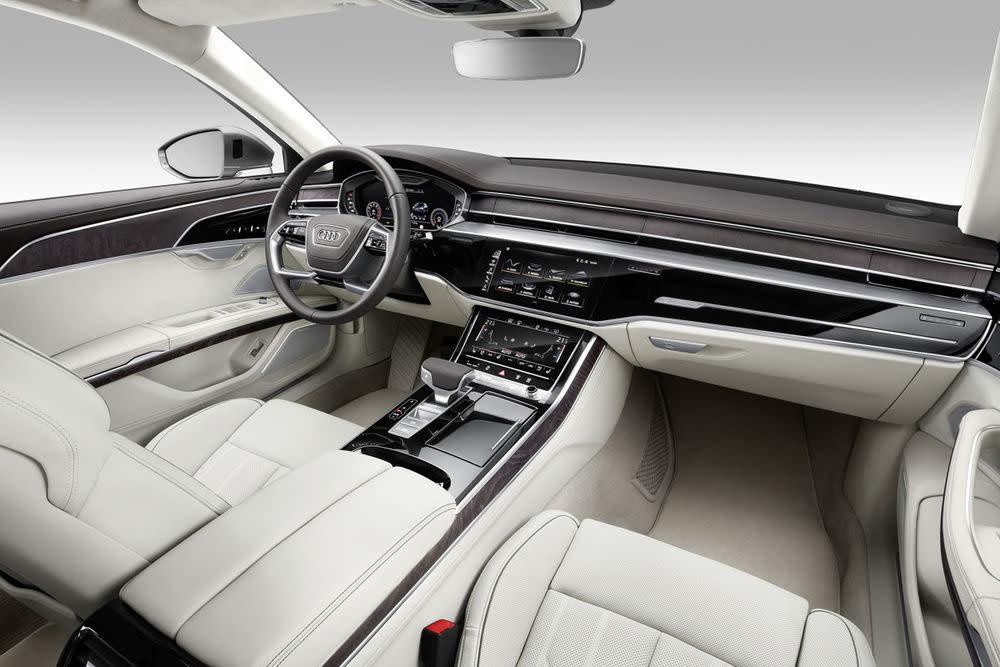 Auch technisch gesehen soll der Audi A8 ein Ausblick auf die Zukunft sein. Die Hauptverantwortung dafür trägt Audi AI.