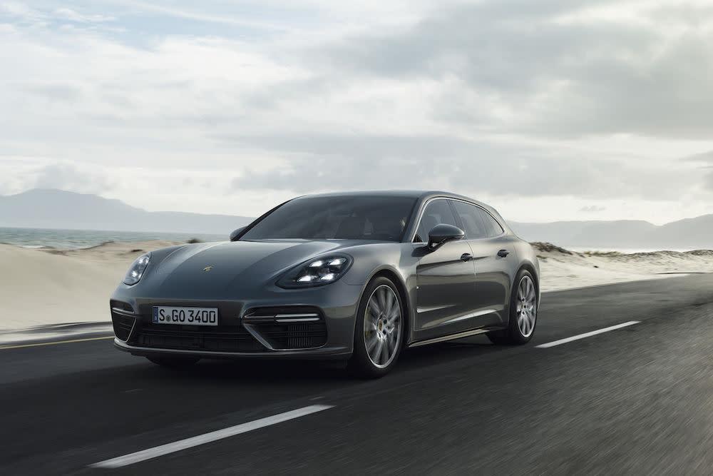 """Porsche selbst spricht von dem """"Konzept eines Allround-Sportwagens""""."""