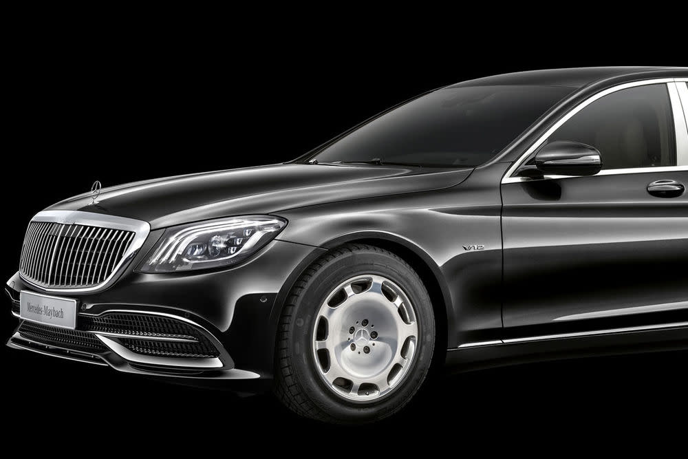 Mercedes-Maybach Pullmann